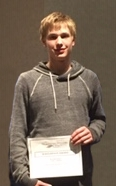 Scholarship Winner 2019 Thomas Granger cropped